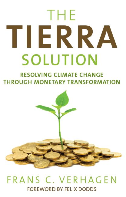 The Tierra Solution Book Cover